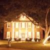 Christmas Lights Dance to a Frozen Medley